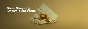 Dubai Shopping Festival-GOLD-RAFFLE