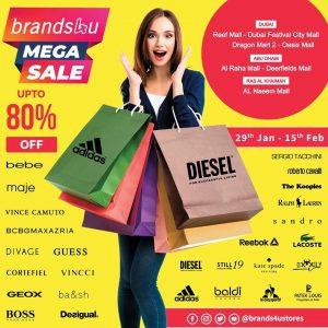 Brands4u Mega Sale